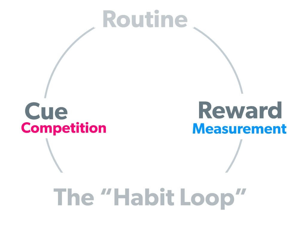 Habit, Competition and Measurement